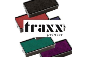 TRAXX REPLACEMENT INK PADS